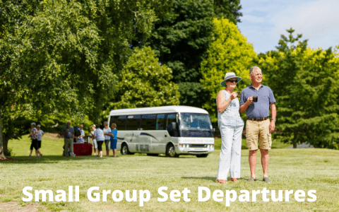 Small Group Set Departures